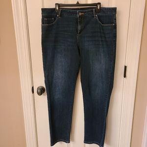 Liz Claiborne Girlfriend Jeans
